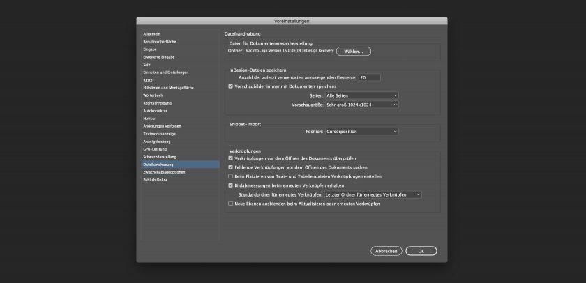 Adobe® InDesign® CC - Mac OS